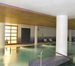 998 Quality hotel pool