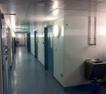 Trinity 1372 Biochemistry Corridor